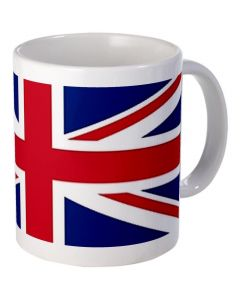 Mug - British English Flag HD