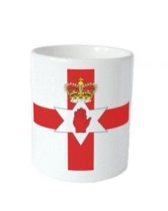 Northern Ireland Flag Mug