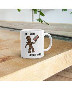 Get Your Groot On 11oz Ceramic Mug