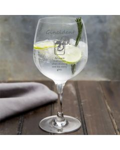 Lapal Dimension Gincident Copa Gin Glass