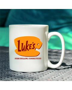Luke's Diner Gilmore Girls Inspired Ceramic Mug