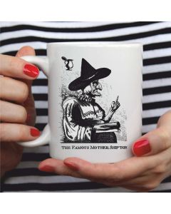 British Library Mother Shipton Ceramic Mug