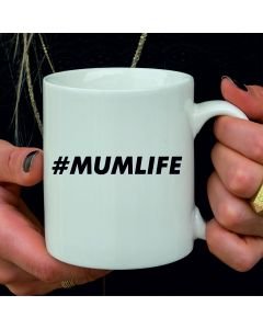#MUMLIFE Ceramic Mug