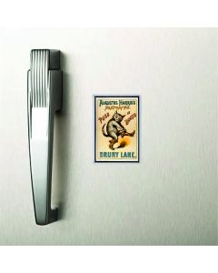 British Library Puss in Boots Fridge Magnet