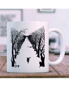 British Library The Cat Who Walked By Himself Ceramic Mug