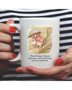British Library Timmy Tiptoes Ceramic Mug
