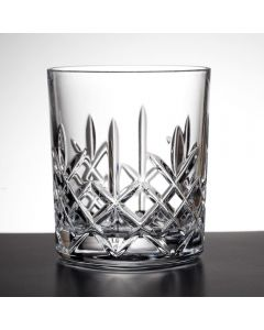 (Custom) Personalised Engraved 11oz Cut Crystal Whisky Tumbler