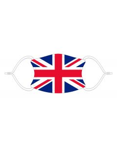 UNION JACK LD FACE MASK - ADULT