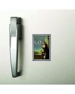 Women of Britain Say Go! British Library World War I Commemorative Fridge Magnet