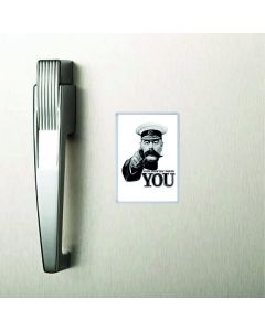 Your Country Needs You Lord Kitchener British Library World War I Commemorative Fridge Magnet